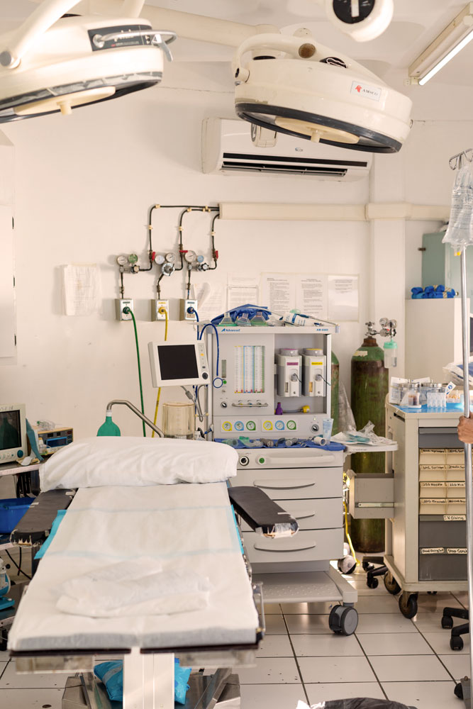 Image of Operating room